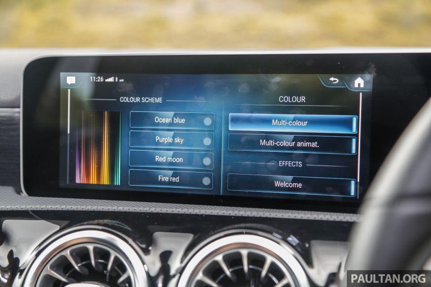 DRIVEN: V177 Mercedes-Benz A200 Sedan – whelming Image #1024727