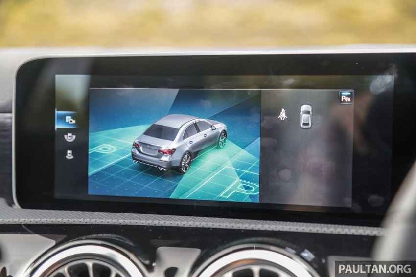 DRIVEN: V177 Mercedes-Benz A200 Sedan – whelming Image #1024734