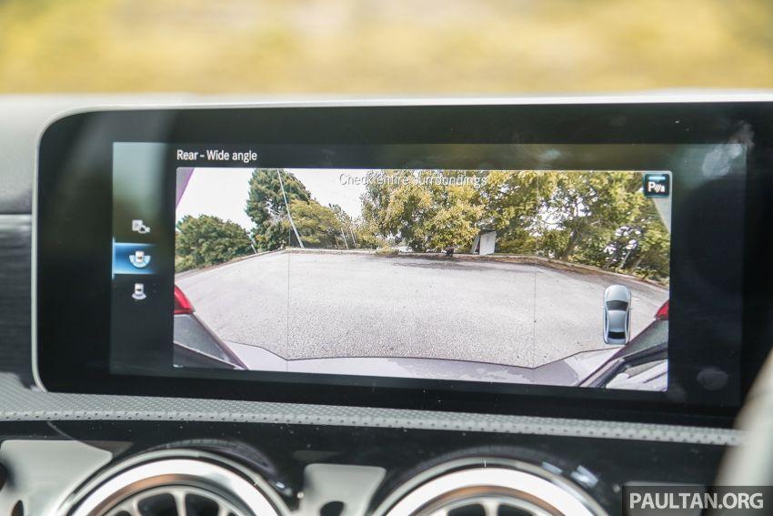 DRIVEN: V177 Mercedes-Benz A200 Sedan – whelming Image #1024735