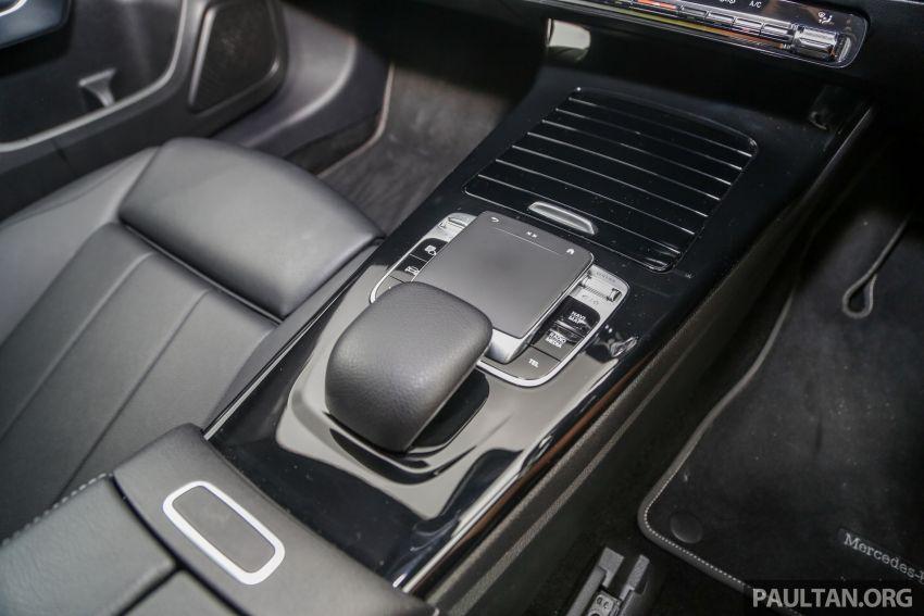 DRIVEN: V177 Mercedes-Benz A200 Sedan – whelming Image #1024739