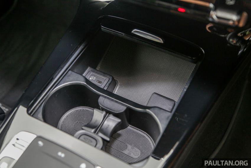 DRIVEN: V177 Mercedes-Benz A200 Sedan – whelming Image #1024740
