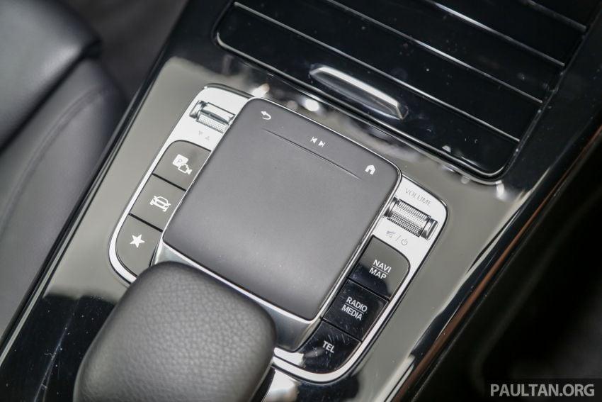 DRIVEN: V177 Mercedes-Benz A200 Sedan – whelming Image #1024741