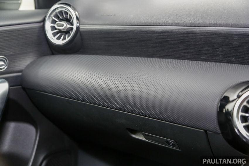 DRIVEN: V177 Mercedes-Benz A200 Sedan – whelming Image #1024743