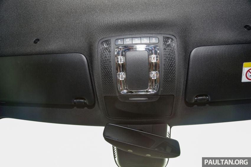 DRIVEN: V177 Mercedes-Benz A200 Sedan – whelming Image #1024745