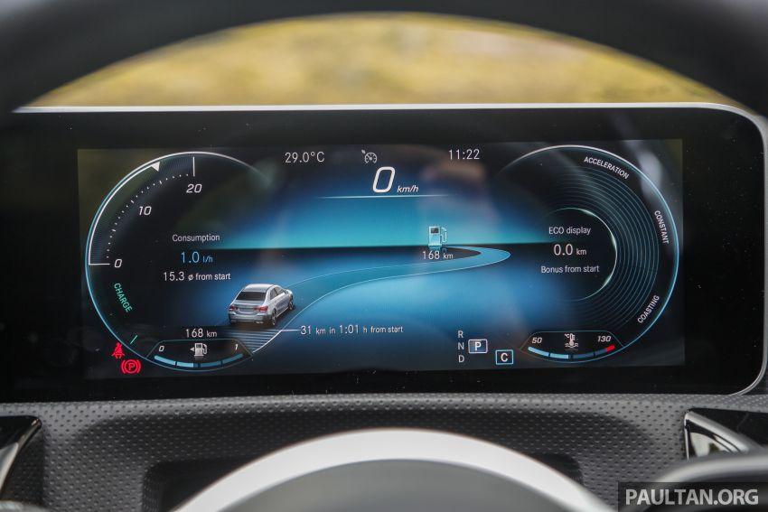 DRIVEN: V177 Mercedes-Benz A200 Sedan – whelming Image #1024700