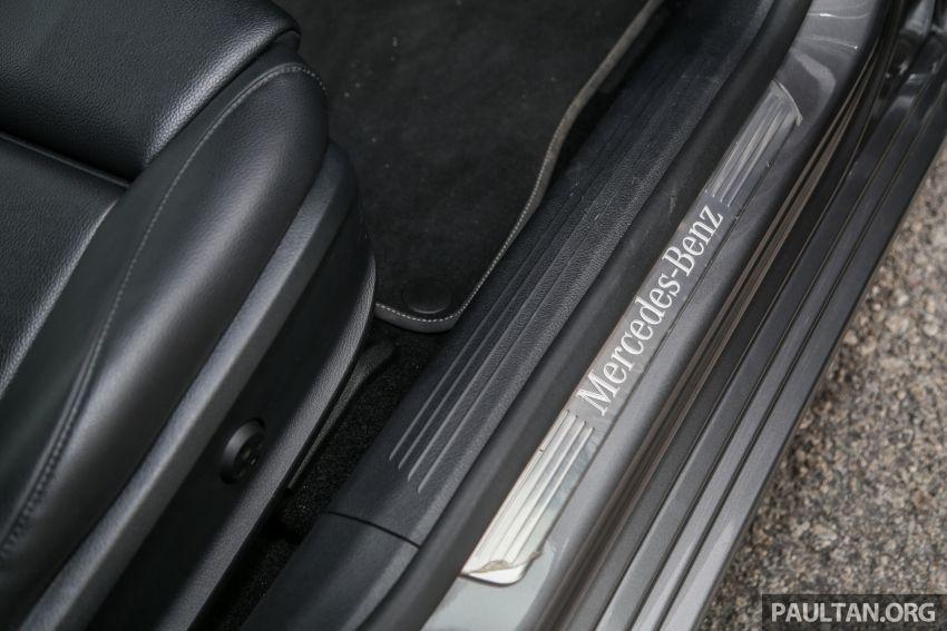 DRIVEN: V177 Mercedes-Benz A200 Sedan – whelming Image #1024757