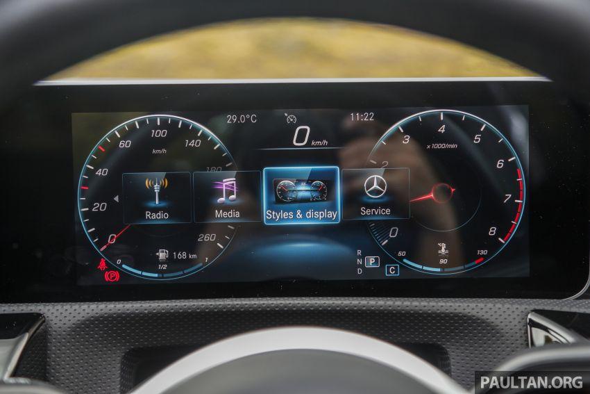DRIVEN: V177 Mercedes-Benz A200 Sedan – whelming Image #1024701