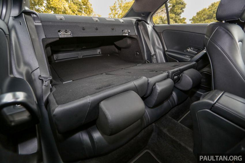 DRIVEN: V177 Mercedes-Benz A200 Sedan – whelming Image #1024763