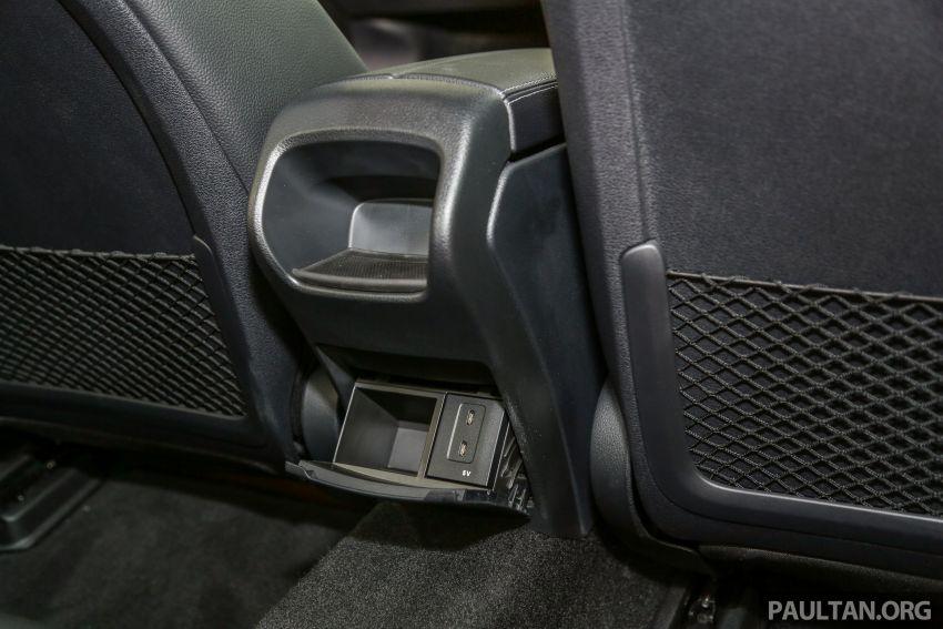 DRIVEN: V177 Mercedes-Benz A200 Sedan – whelming Image #1024765