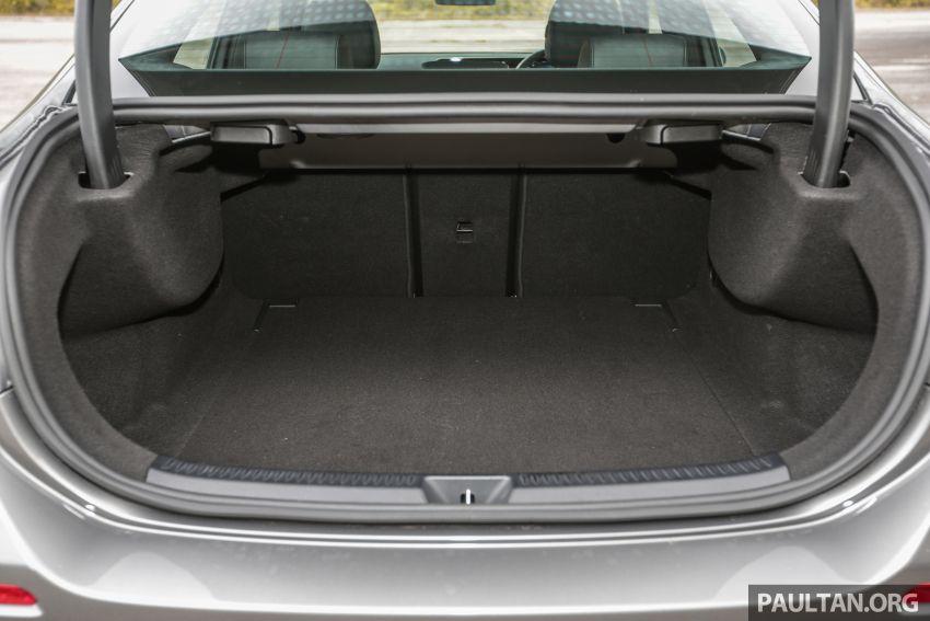 DRIVEN: V177 Mercedes-Benz A200 Sedan – whelming Image #1024766