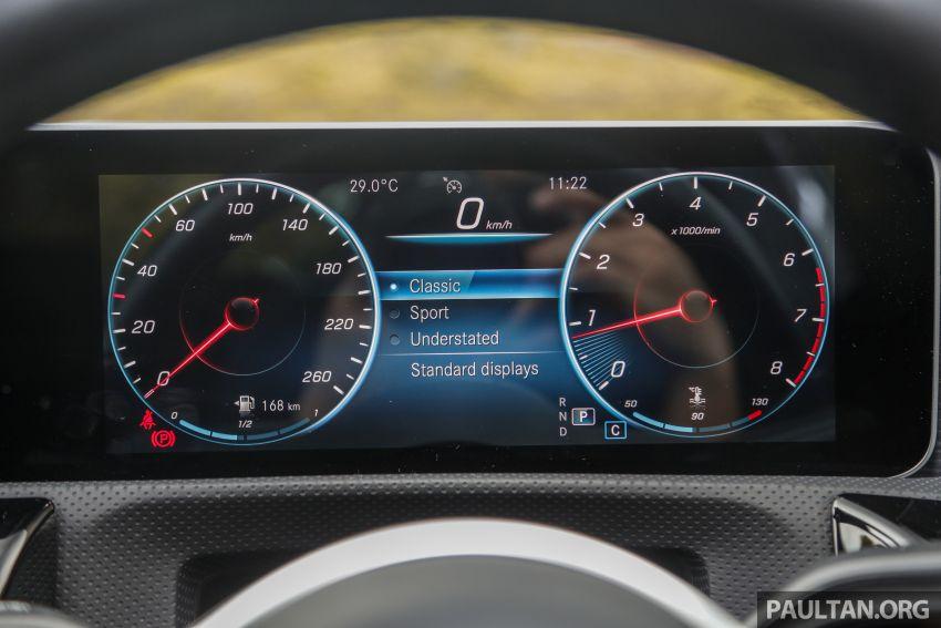 DRIVEN: V177 Mercedes-Benz A200 Sedan – whelming Image #1024702