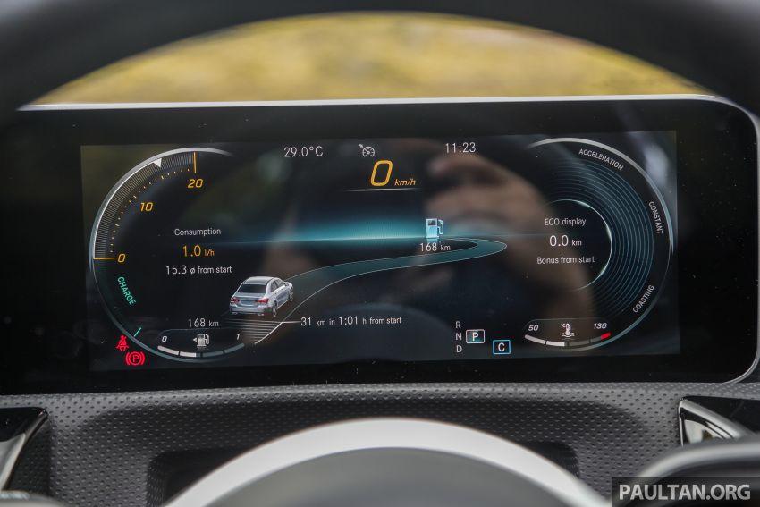 DRIVEN: V177 Mercedes-Benz A200 Sedan – whelming Image #1024703