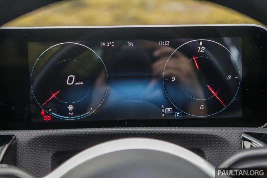 DRIVEN: V177 Mercedes-Benz A200 Sedan – whelming Image #1024704