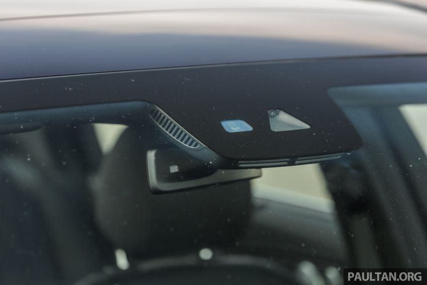 DRIVEN: W205 Mercedes-Benz C300 AMG Line facelift Image #1031296