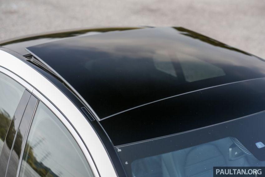 DRIVEN: W205 Mercedes-Benz C300 AMG Line facelift Image #1031299