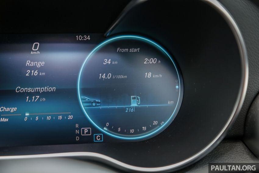 DRIVEN: W205 Mercedes-Benz C300 AMG Line facelift Image #1031319