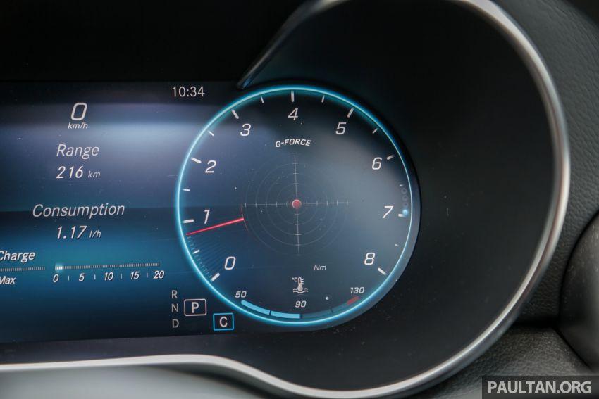 DRIVEN: W205 Mercedes-Benz C300 AMG Line facelift Image #1031320