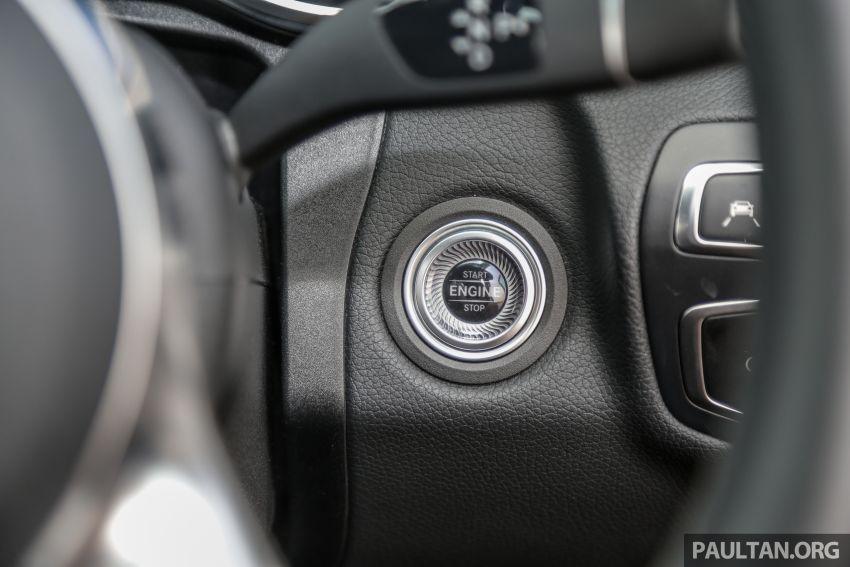 DRIVEN: W205 Mercedes-Benz C300 AMG Line facelift Image #1031322
