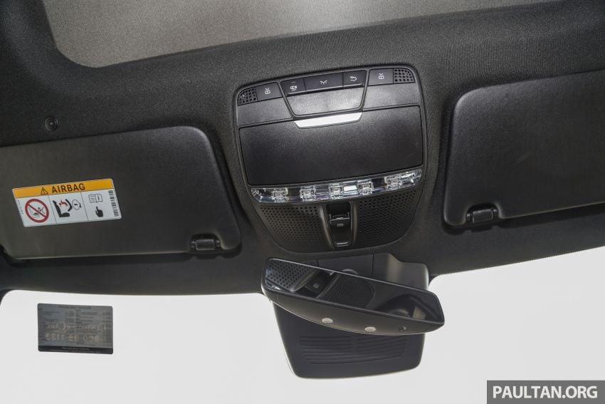 DRIVEN: W205 Mercedes-Benz C300 AMG Line facelift Image #1031338