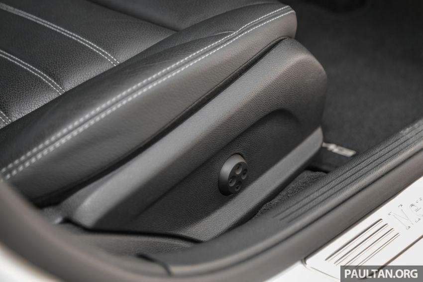 DRIVEN: W205 Mercedes-Benz C300 AMG Line facelift Image #1031350