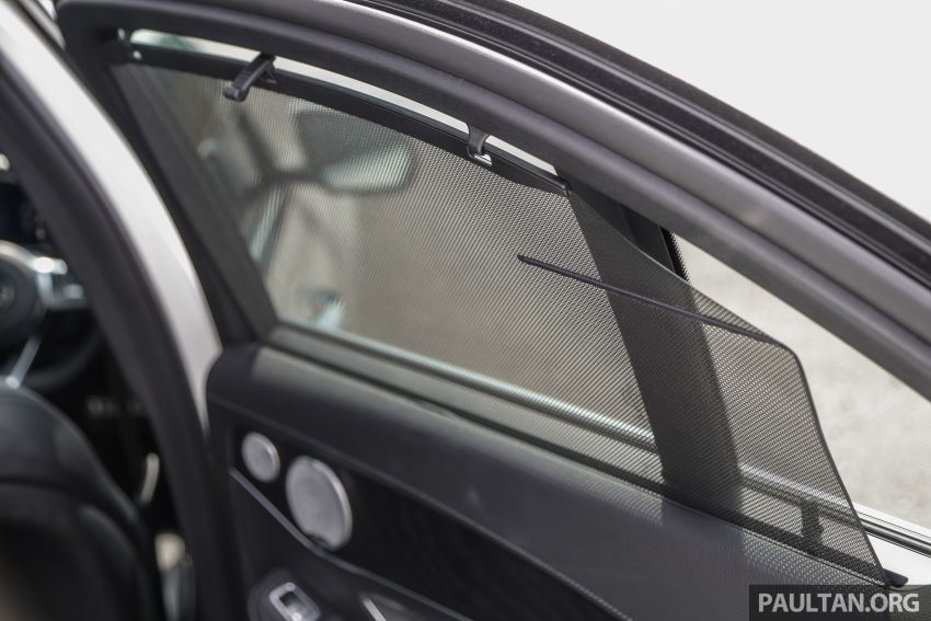 DRIVEN: W205 Mercedes-Benz C300 AMG Line facelift Image #1031353