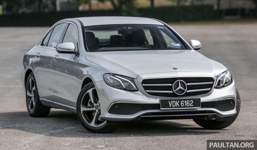 DRIVEN: W213 Mercedes-Benz E200 Sportstyle Image #1025952