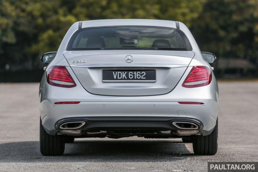 DRIVEN: W213 Mercedes-Benz E200 Sportstyle Image #1025963