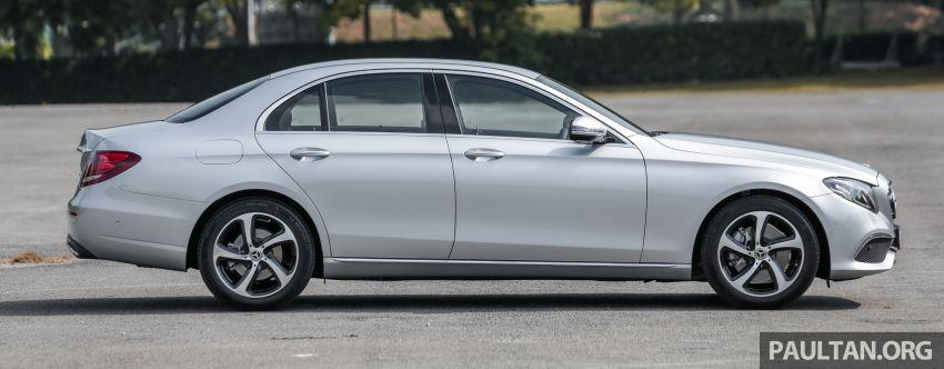 DRIVEN: W213 Mercedes-Benz E200 Sportstyle Image #1025964