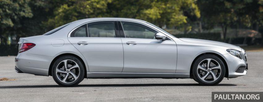 DRIVEN: W213 Mercedes-Benz E200 Sportstyle Image #1025965