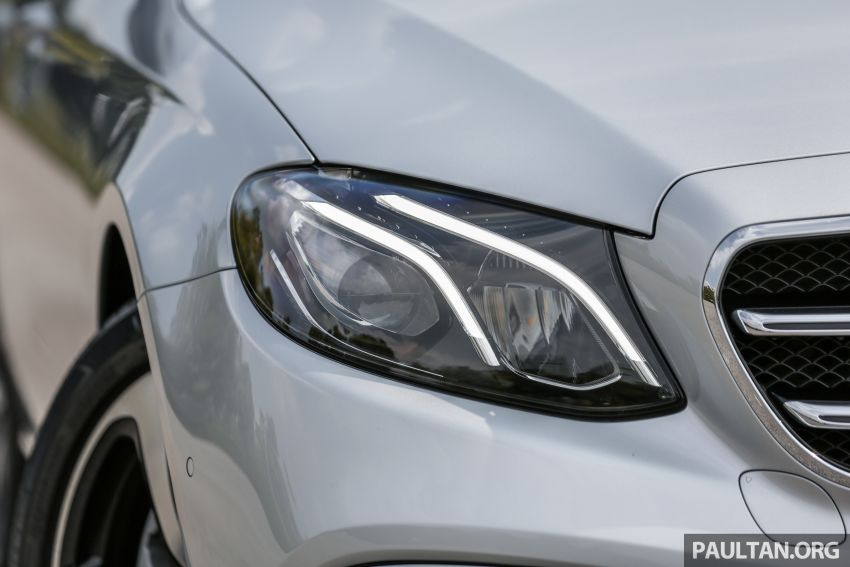 REVIEW: Mercedes-Benz E200 Sportstyle in Malaysia Image #1025967