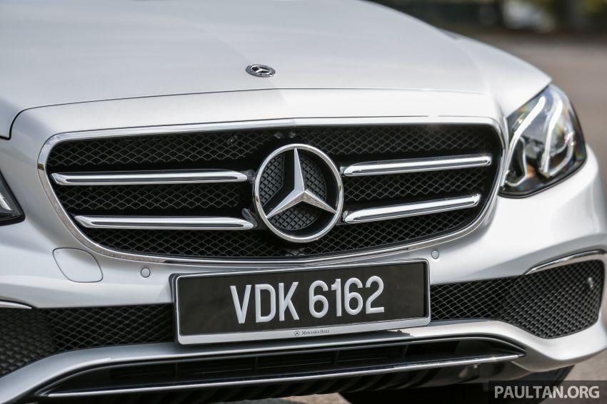 DRIVEN: W213 Mercedes-Benz E200 Sportstyle Image #1025971