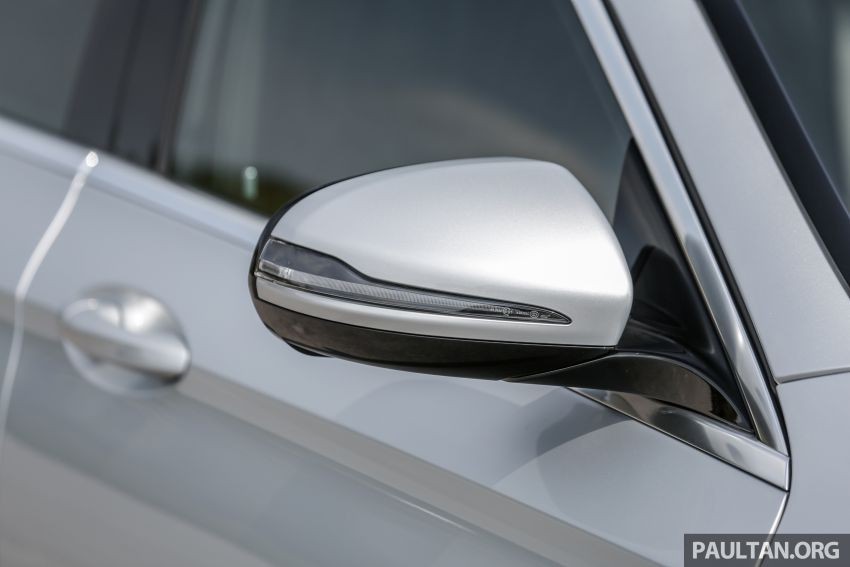 REVIEW: Mercedes-Benz E200 Sportstyle in Malaysia Image #1025975