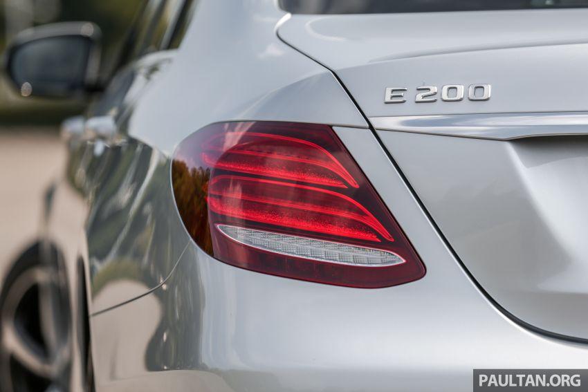 DRIVEN: W213 Mercedes-Benz E200 Sportstyle Image #1025980