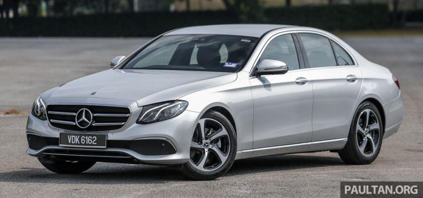 DRIVEN: W213 Mercedes-Benz E200 Sportstyle Image #1025954