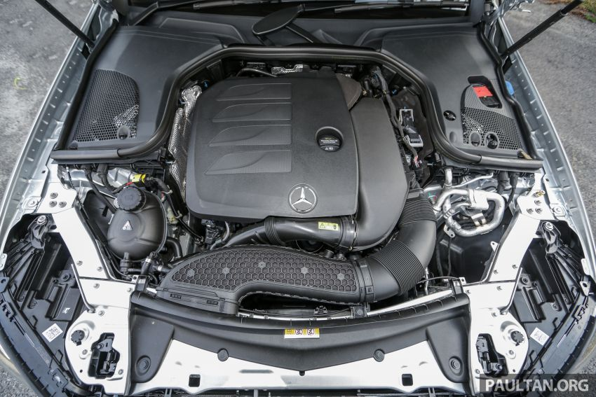 REVIEW: Mercedes-Benz E200 Sportstyle in Malaysia Image #1025985