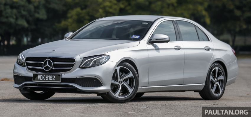 REVIEW: Mercedes-Benz E200 Sportstyle in Malaysia Image #1025955