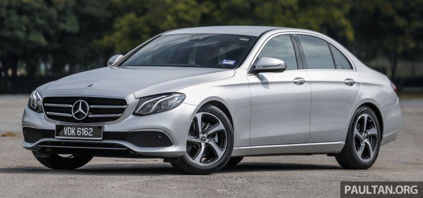DRIVEN: W213 Mercedes-Benz E200 Sportstyle Image #1025955