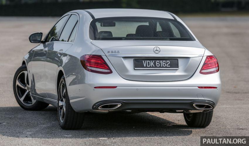 DRIVEN: W213 Mercedes-Benz E200 Sportstyle Image #1025956