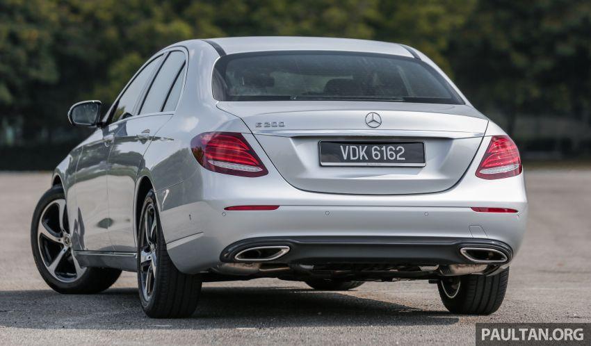 DRIVEN: W213 Mercedes-Benz E200 Sportstyle Image #1025957