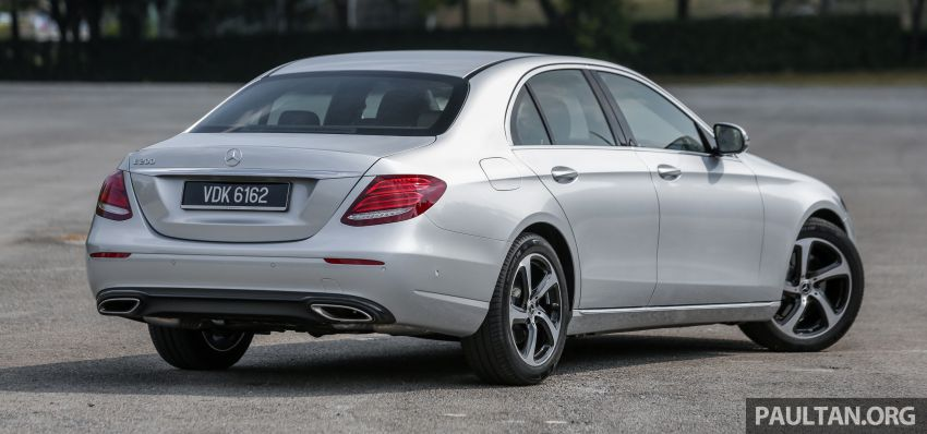 REVIEW: Mercedes-Benz E200 Sportstyle in Malaysia Image #1025958