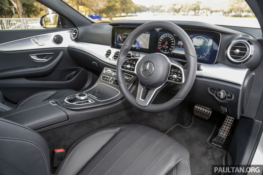 REVIEW: Mercedes-Benz E200 Sportstyle in Malaysia Image #1025987