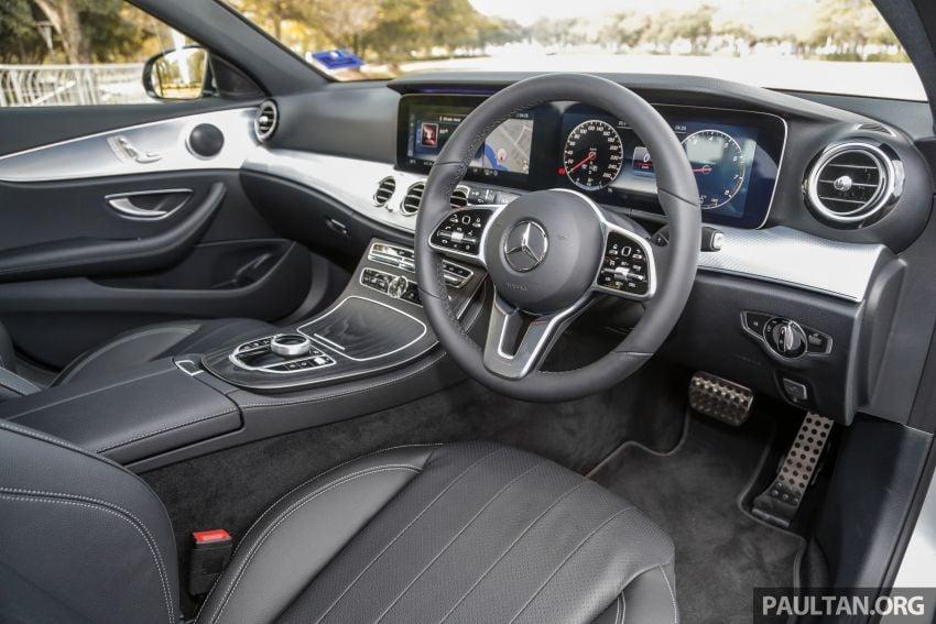 DRIVEN: W213 Mercedes-Benz E200 Sportstyle Image #1025987