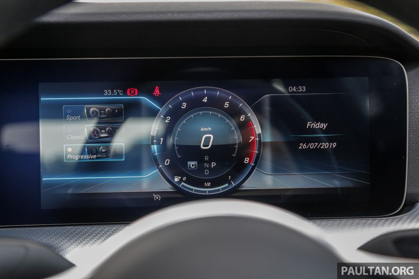 REVIEW: Mercedes-Benz E200 Sportstyle in Malaysia Image #1025999