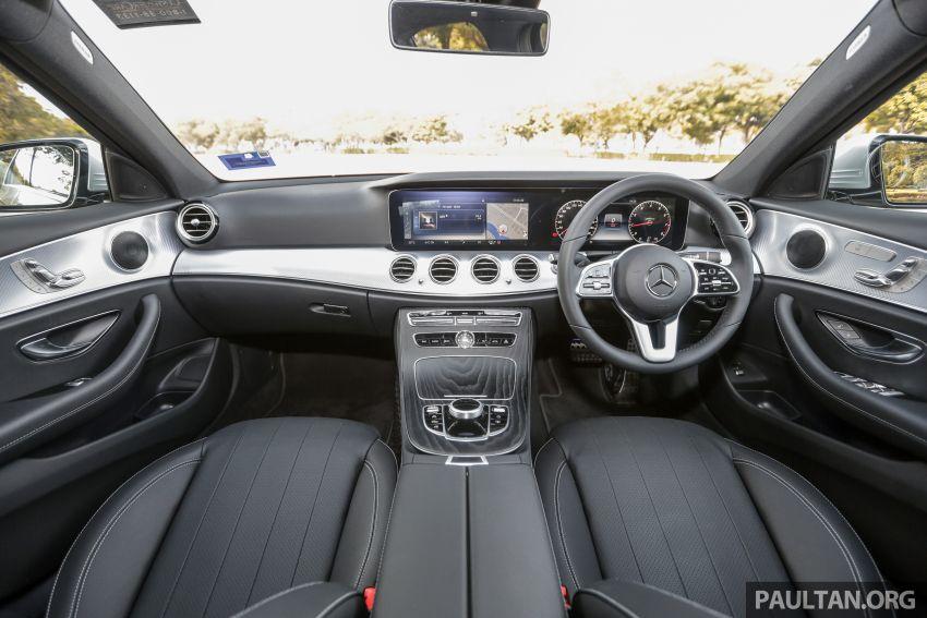DRIVEN: W213 Mercedes-Benz E200 Sportstyle Image #1025988