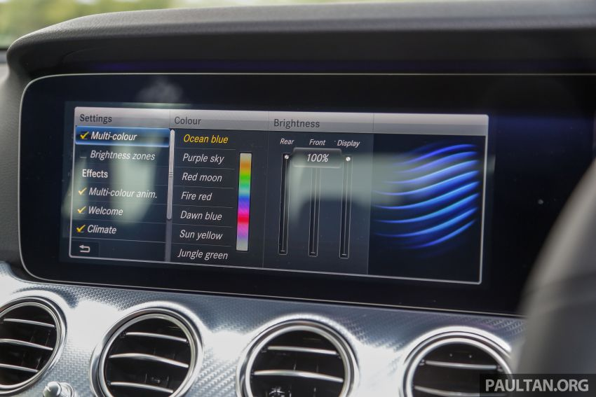 REVIEW: Mercedes-Benz E200 Sportstyle in Malaysia Image #1026008