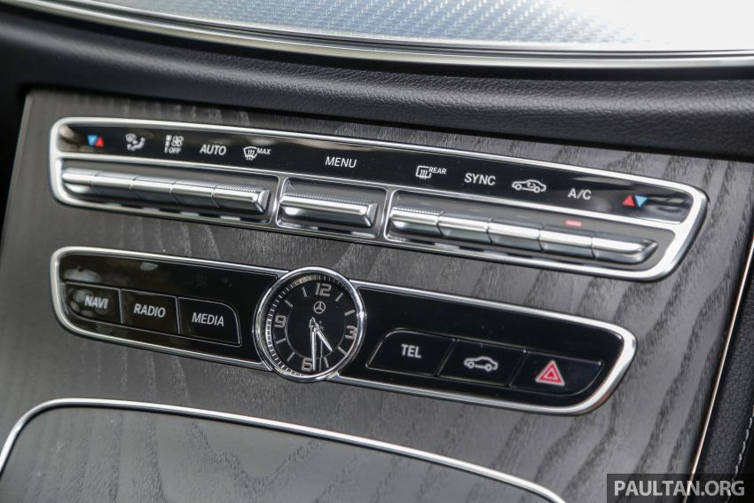 REVIEW: Mercedes-Benz E200 Sportstyle in Malaysia Image #1026010