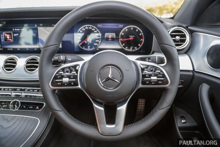 DRIVEN: W213 Mercedes-Benz E200 Sportstyle Image #1025989