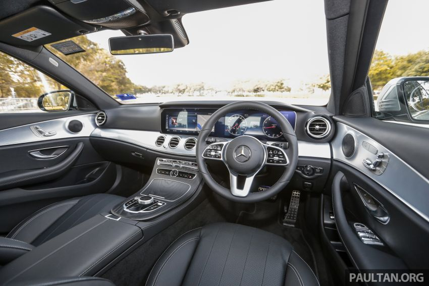 REVIEW: Mercedes-Benz E200 Sportstyle in Malaysia Image #1026018