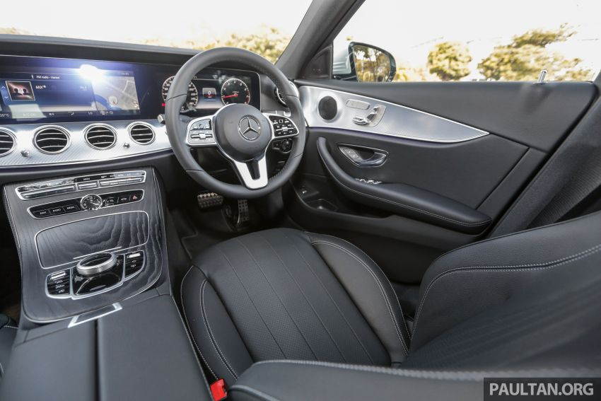 REVIEW: Mercedes-Benz E200 Sportstyle in Malaysia Image #1026019