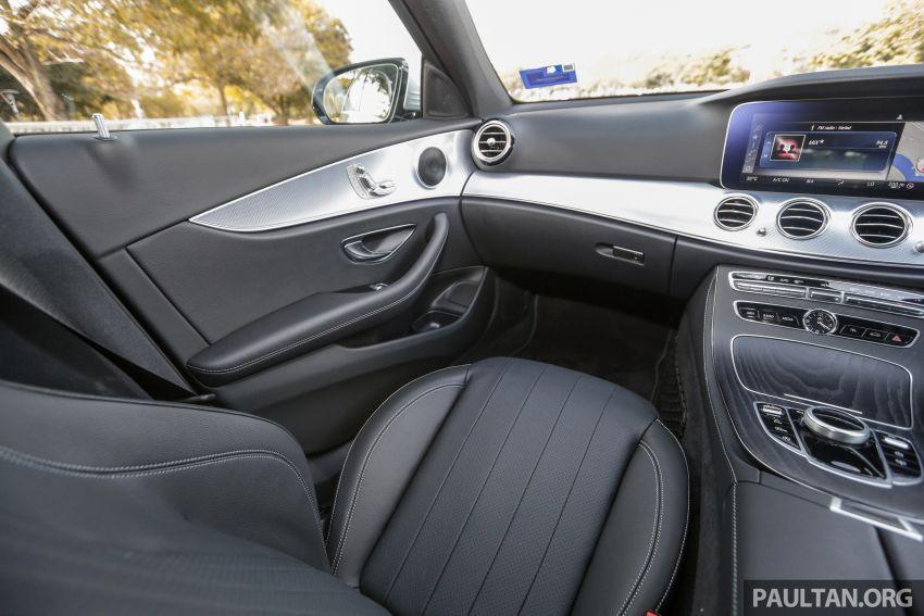 DRIVEN: W213 Mercedes-Benz E200 Sportstyle Image #1026020